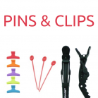 PINS & CLIPS